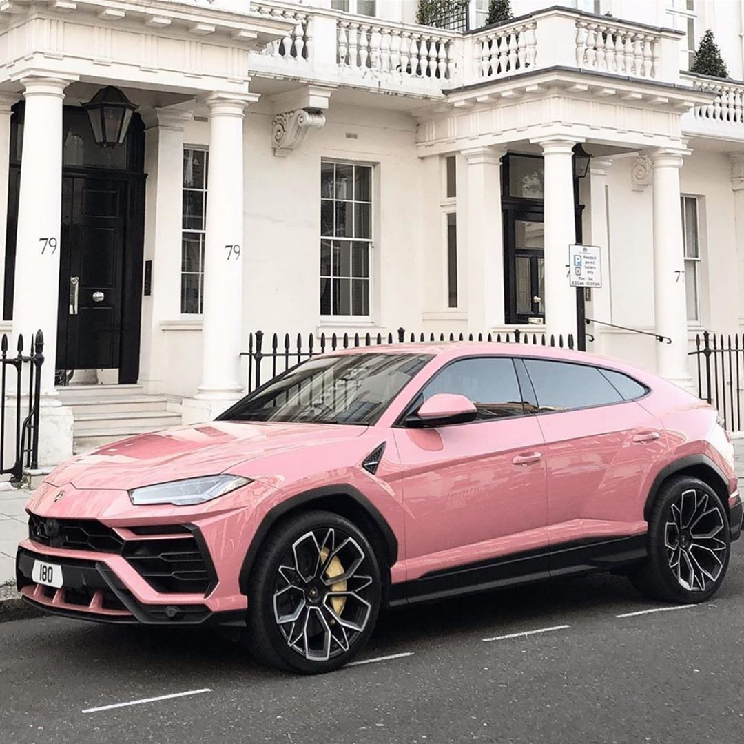"""Daily Dose Of Luxury 💋 on Instagram """"Pink SUV"""