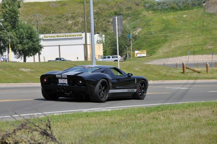 Video Watch Gallardo Lp And Ford Gt Roar On Dyno