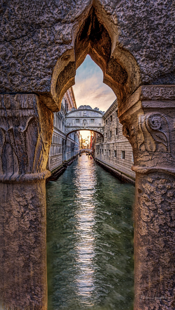 Photo of Bridge of Sighs, Venice, Italy. by Mike Houghton / 500px