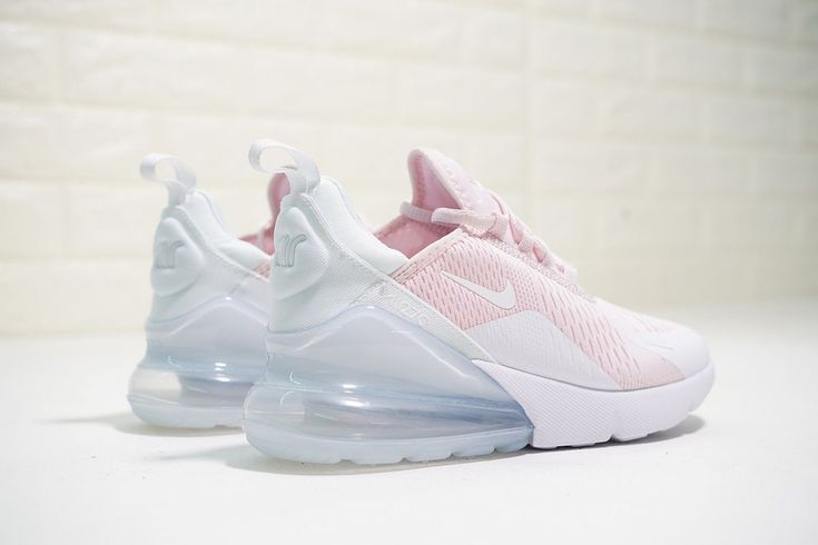 Nike Air Max 270 Light Pink Pure White Schuhe Air Light Pink