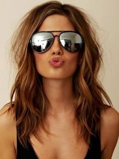 Hipster Hairstyles for Girls - Long hipster locks offer ... | Hairs