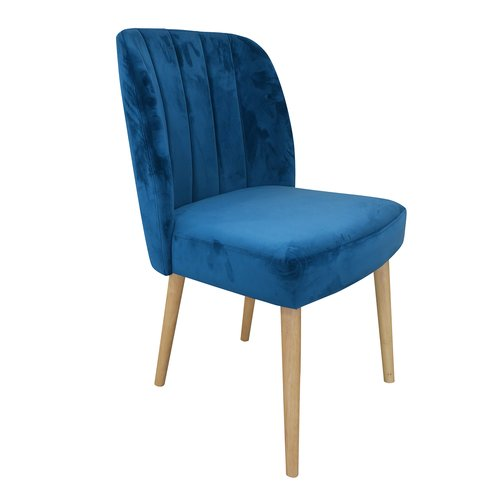 Hykkon Lundberg Upholstered Dining Chair Chair Dining Chairs
