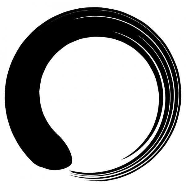 Enso symbol tattoo auf facebook teilen produkt aus ihren for Circular symbols tattoos