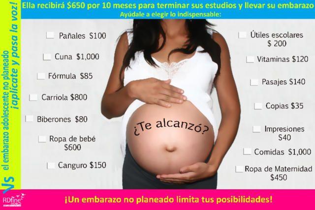 Pin En Embarazo Adolescente