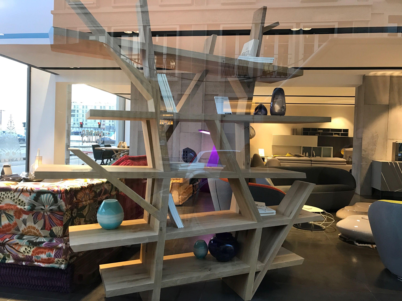 roche bobois l gende biblioth que for home desk. Black Bedroom Furniture Sets. Home Design Ideas