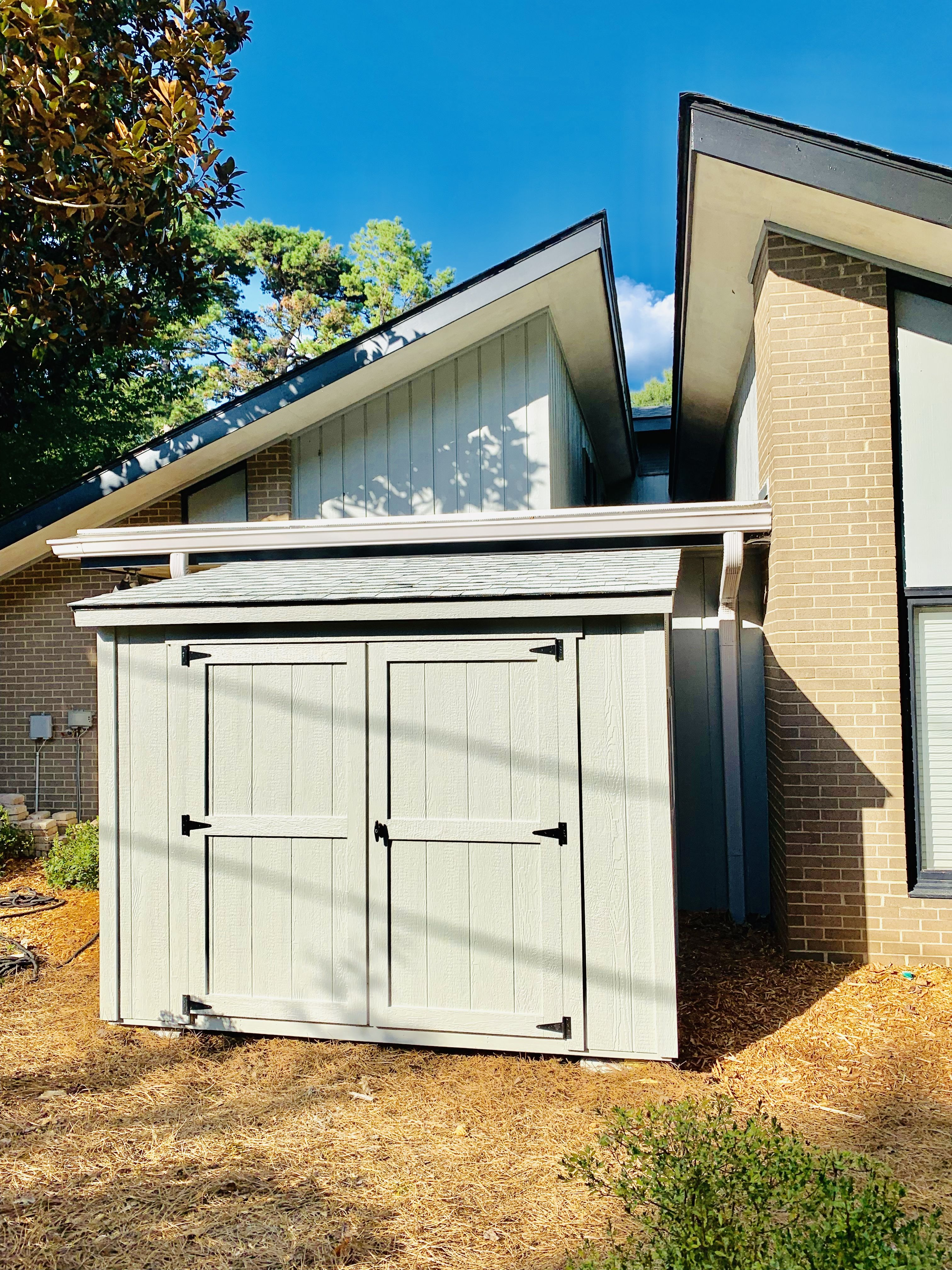 Custom Shed Builder in Cleveland, North Carolina (With