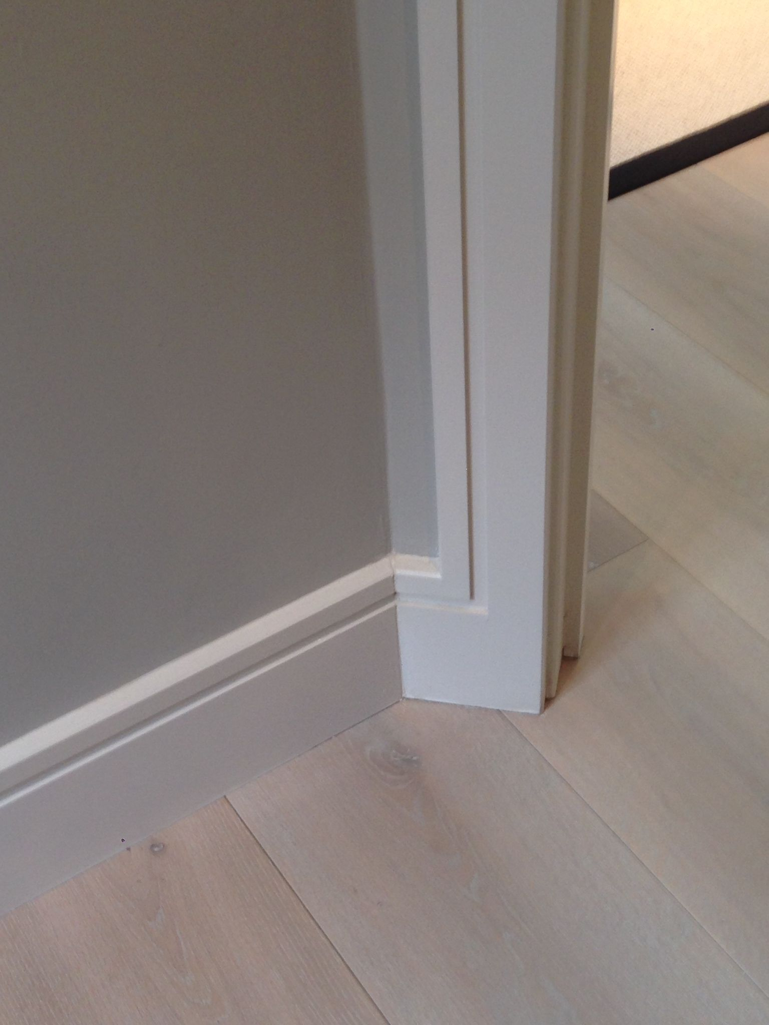 Shaker style crown molding - Ref 103 Skirting Architrave