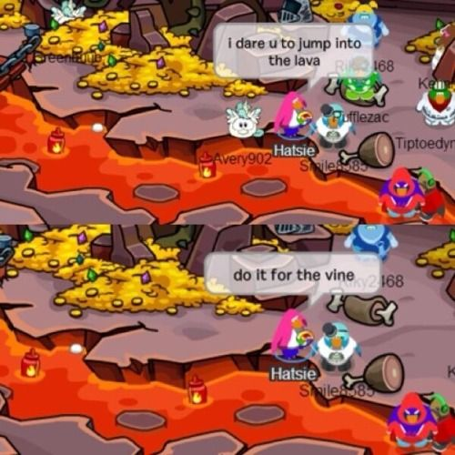 Pin by hello my names olivia!!!! on club penguin memes ...