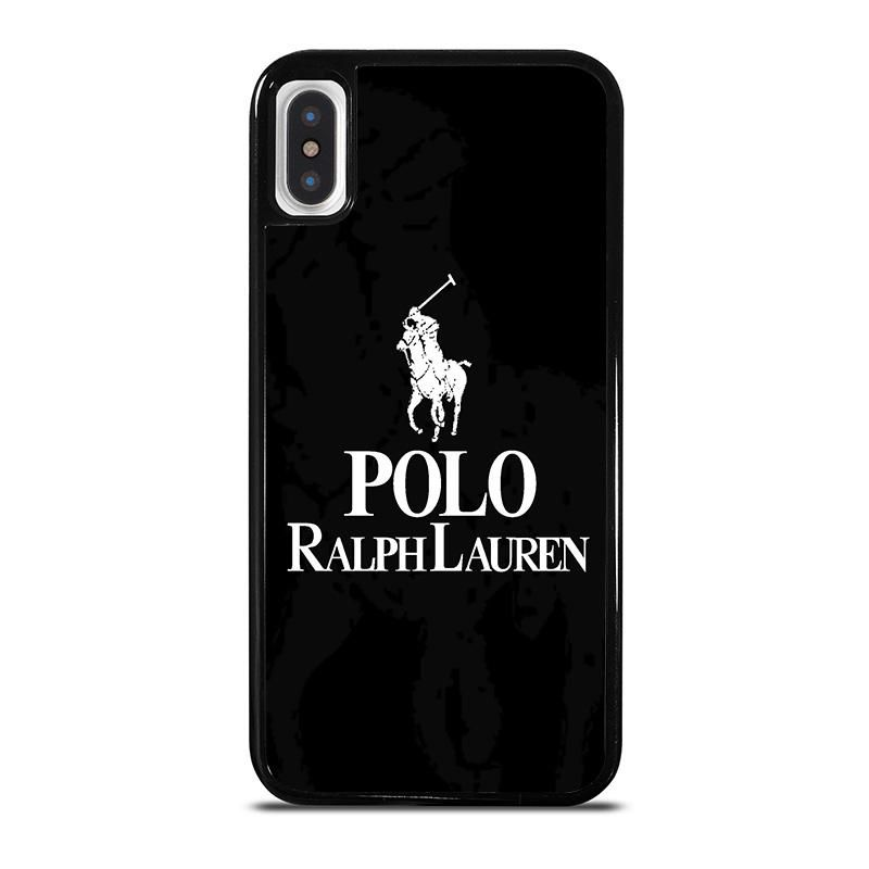 official photos f6390 d4099 POLO RALPH LAUREN LOGO iPhone X / XS Case Cover | iPhone X / XS Case