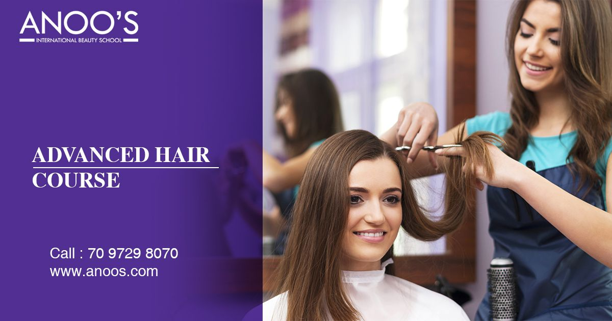Advanced Hair #Course For More Info Visit: www anoos com