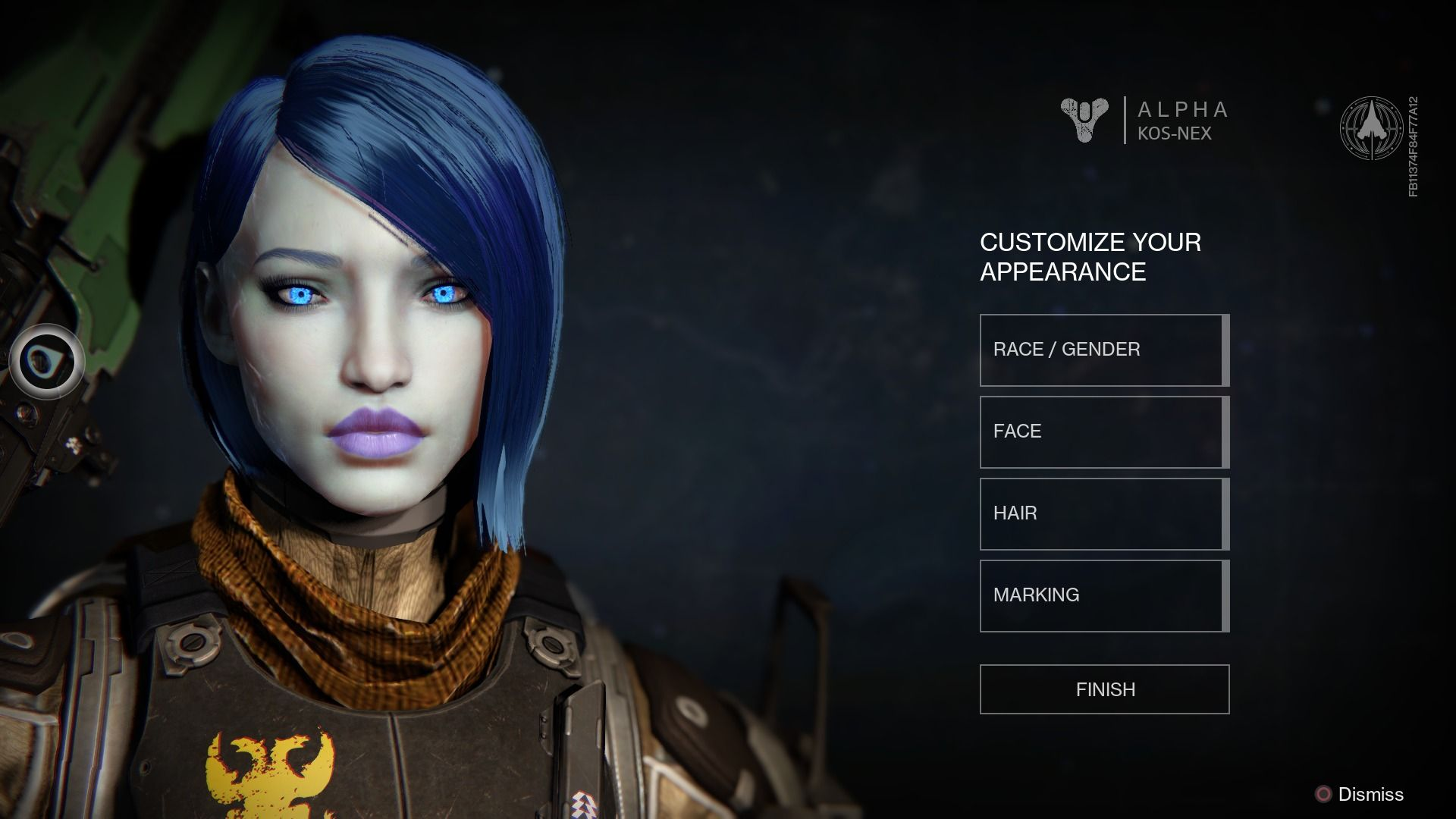 My Awoken Hunter. #Destiny #DestinyAlpha #Bungie | Destiny ...