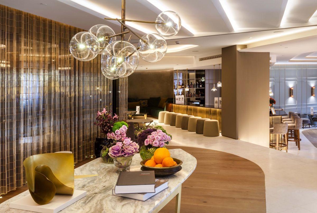 hotel emperatriz barcelona revista interiores 3 | Hoteles ...