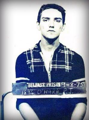 A prison photo of Patsy O'Hara taken during a six month incarceration period in 1975, which was released only in 2009 …   Fighting irish, Irish history, Irish pride