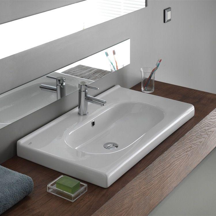 22 Drop In Bathroom Sinks Sink Bathroom Sink