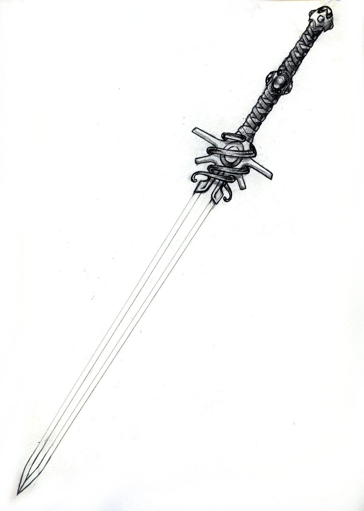 Swords Drawings