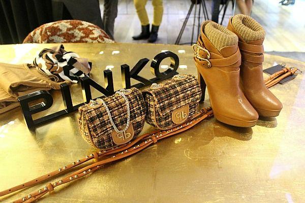 Colección otoño-invierno 2012/13 de Pinko