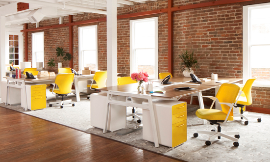 open concept office space. How To Ensure That An Open-concept Office Space Is Balanced. Open Concept