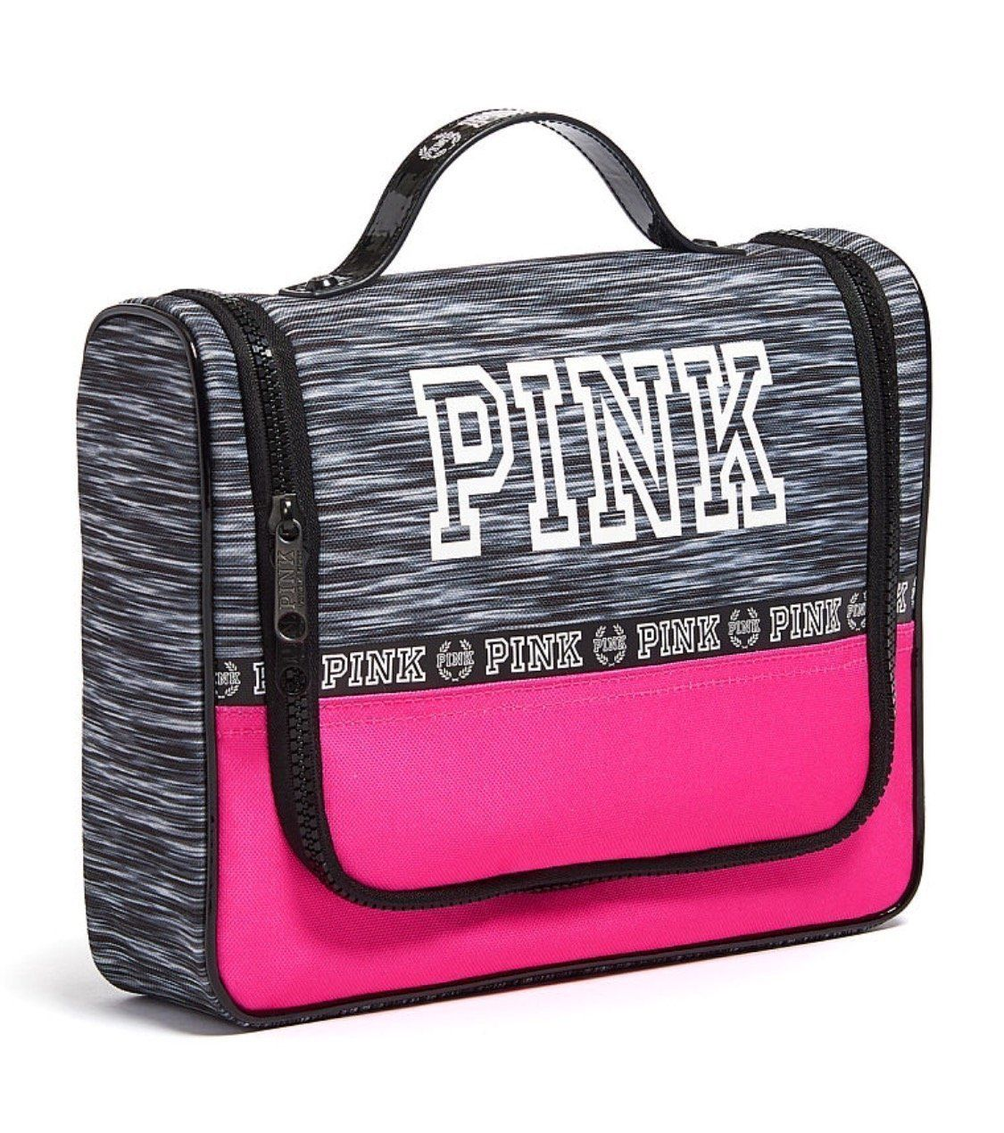 Victoria\'s Secret PINK Shower Caddy Gypsy Pink/ Grey Marl ...
