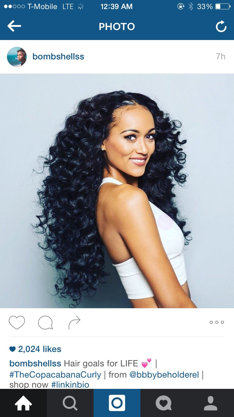50 Awesome Black Girl Curly Weave Hairstyles
