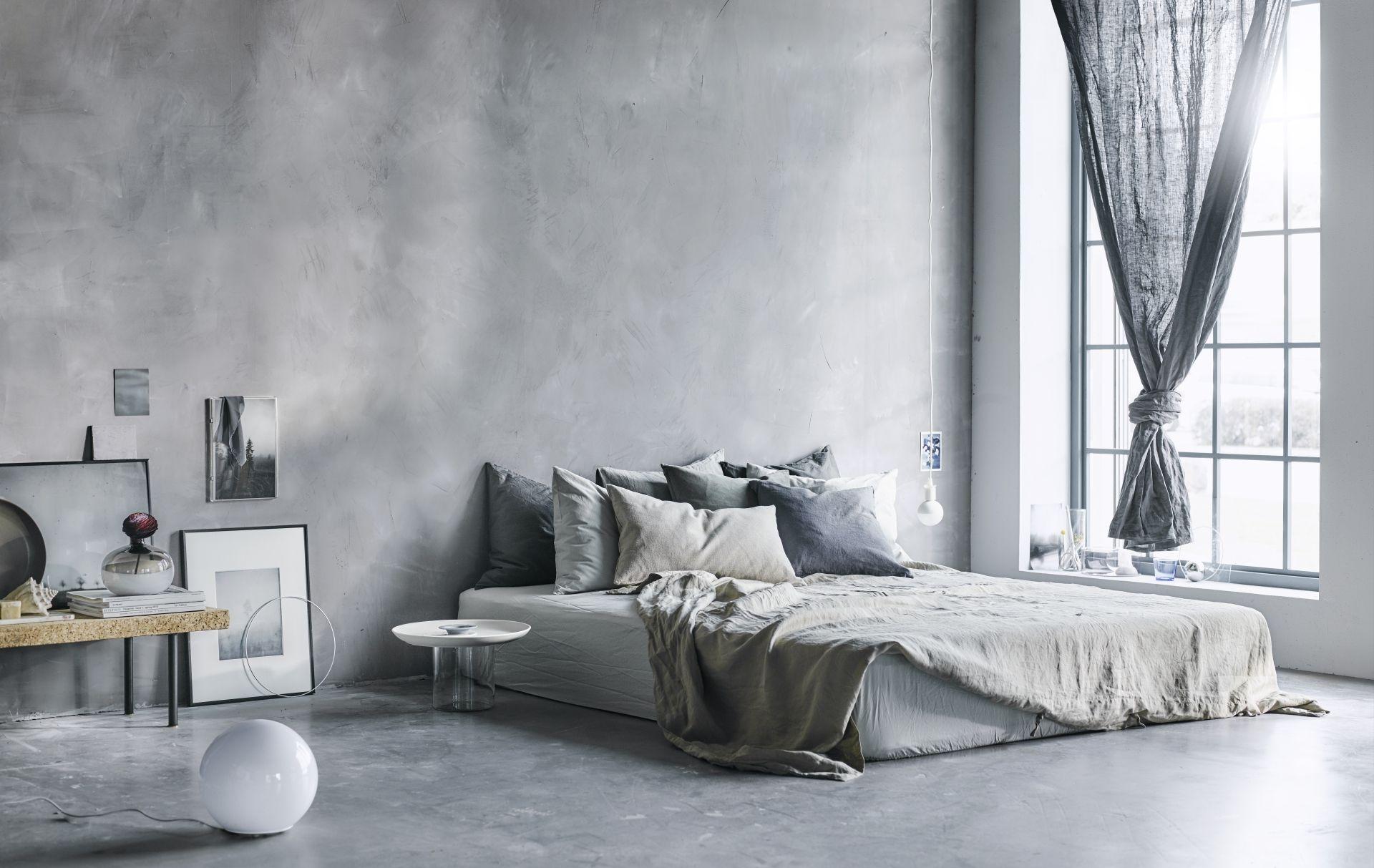Aina gordijnen paar donkergrijs bedroom inspiration
