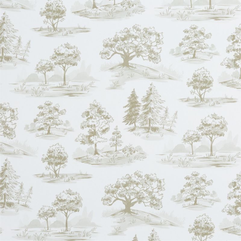Chasing Paper Tree Toile Removable Wallpaper + Reviews | Crate and Bar