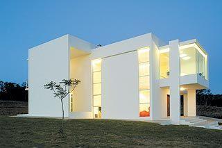 Fachadas de casas fotos de casas lifestyle pinterest - Maison ribatejo y atelier nuno lacerda lopes ...