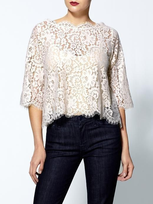 fdfa133efa628 Joie Elvia Lace Top  FASHION