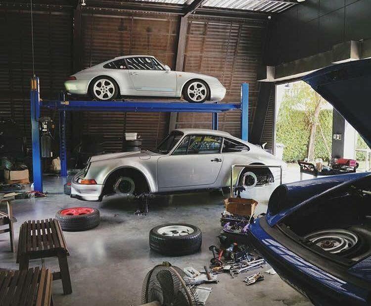 Pin By Donald Lindenmuth On Garage Garage Design Dream Garage Cool Garages