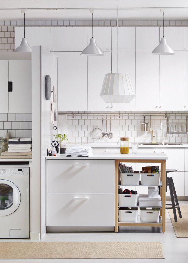 optimiser sa cuisine - Cuisine Gain De Place Ikea