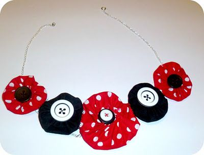 #Book Review, learn how to make a #CathKidston necklace