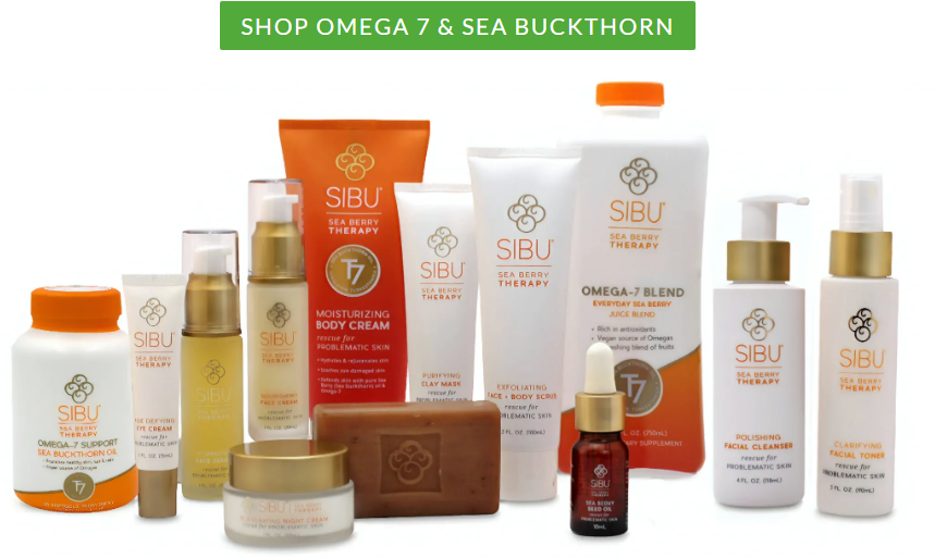 Sea Buckthorn Beauty & Health All-natural products for healthier skin, hair, and nails #Seabuckthornbeauty #health #seabuckthornoilbenefits #Omega7seabuckthornoil