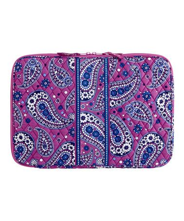 eba85f06ba39 Take a look at this Boysenberry 17   Laptop Sleeve on zulily today ...