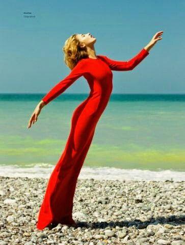 Beautiful red, Nikolay Biryukov