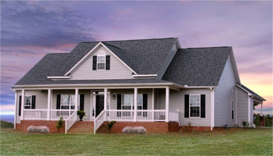 Americas Home Place The Hartford A Acadian House Plans Hartford House House Plans
