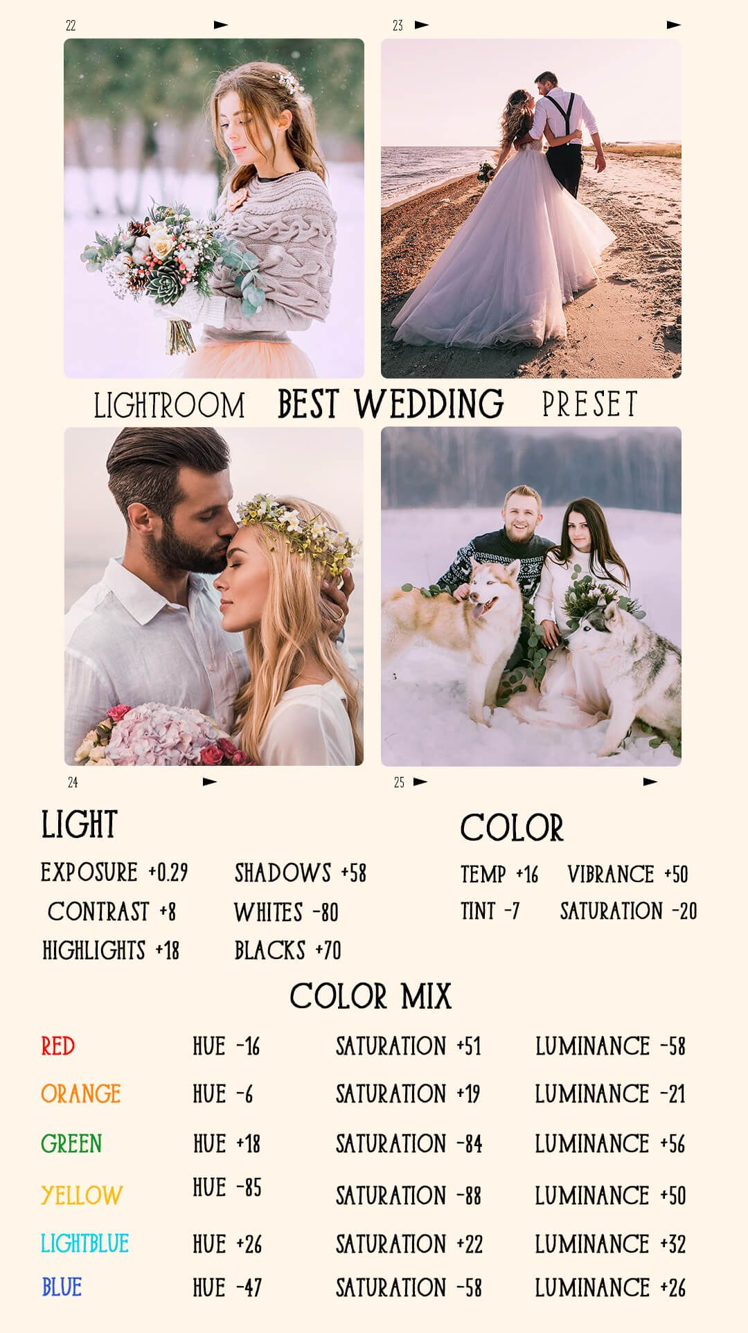 Adobe Lightroom Presets Free Wedding Classic Tone Wedding Presets Adobe Lightroom Photo Editing Lightroom Presets Wedding