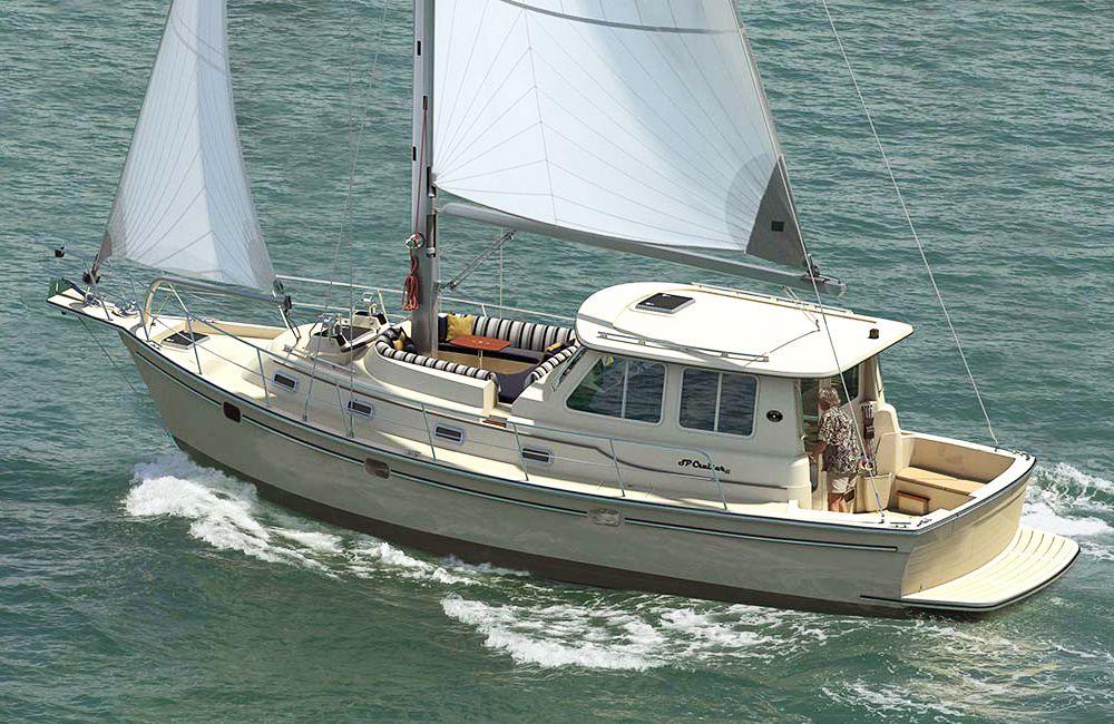 SP Cruiser Showcase   Island Packet Yachts