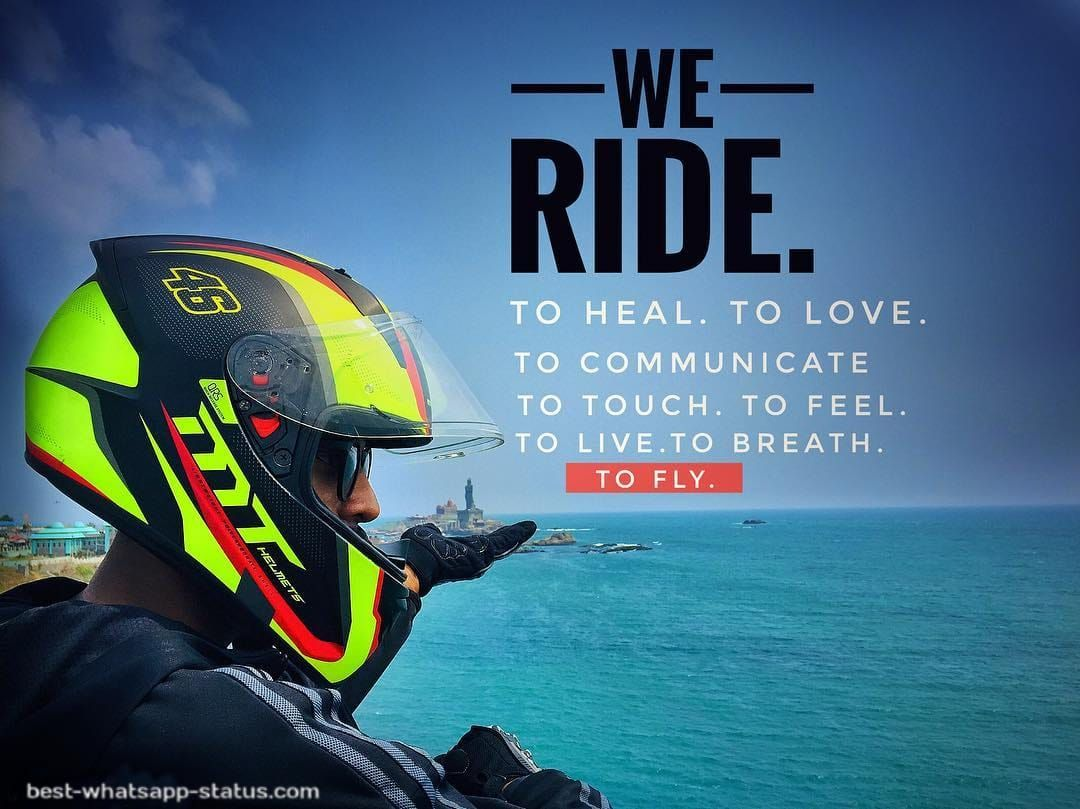 100 Best Quotes For Bike Lovers Bike Ride Quotes Bike Lovers Riding Quotes