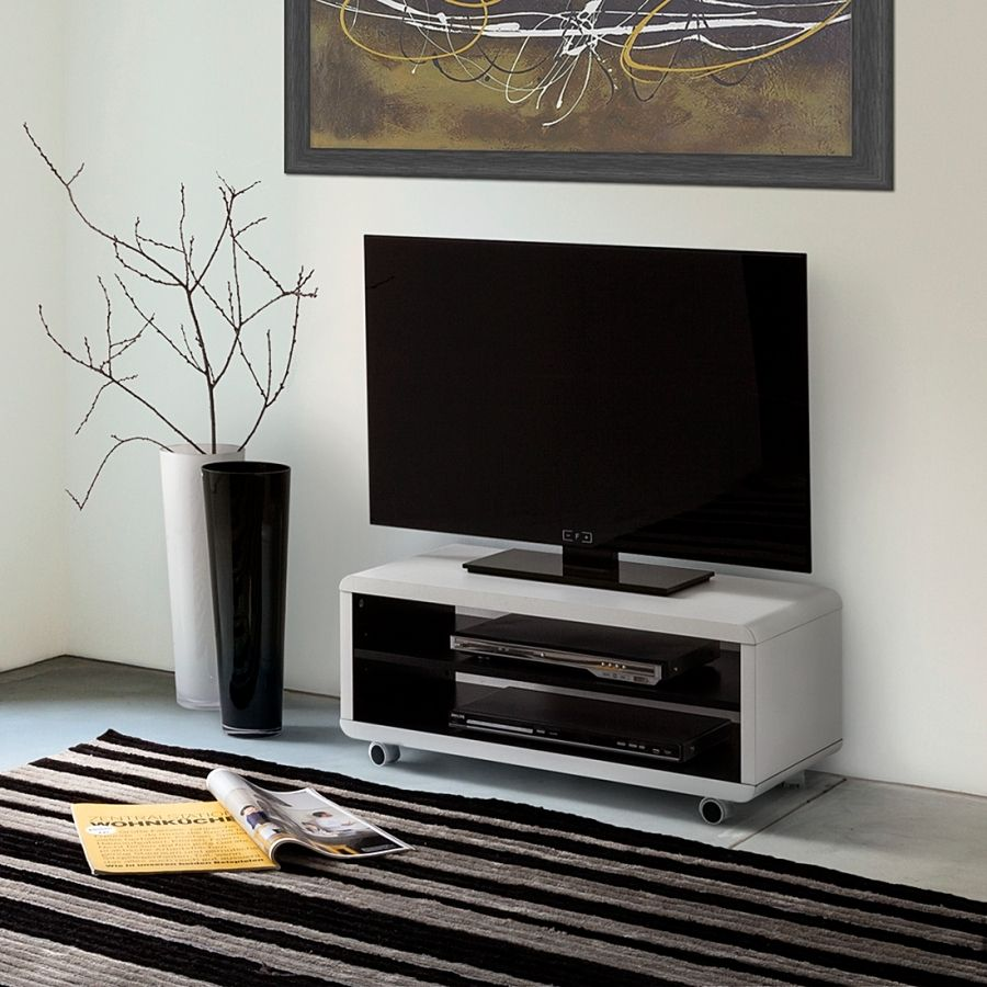 Tv Kast Zwart Wit.Tv Meubel Jeffrey My House My Home In 2019 Flat Screen House