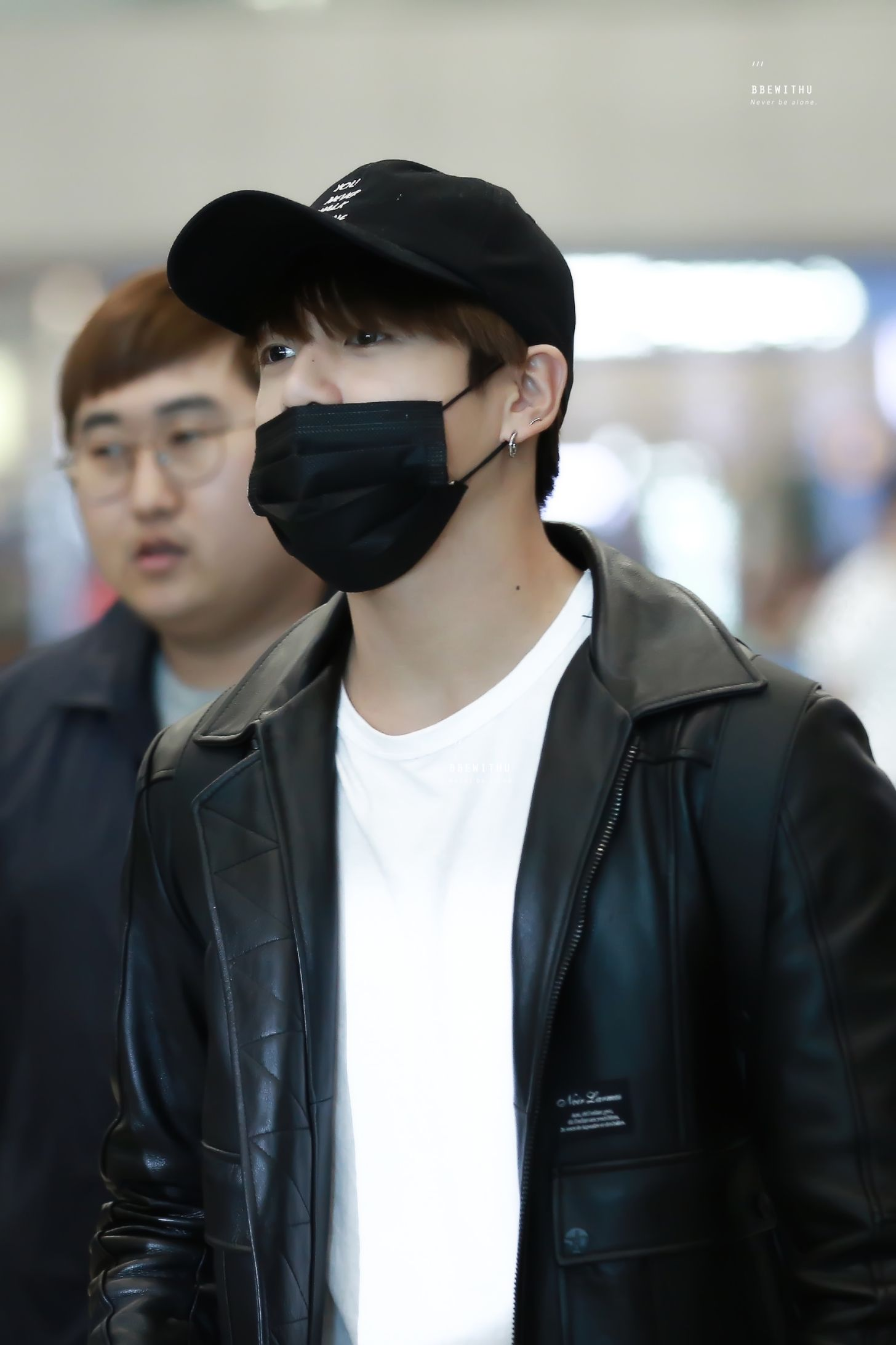 Imgur Com Leather Jacket Bts Jungkook Airport Style [ 2184 x 1456 Pixel ]