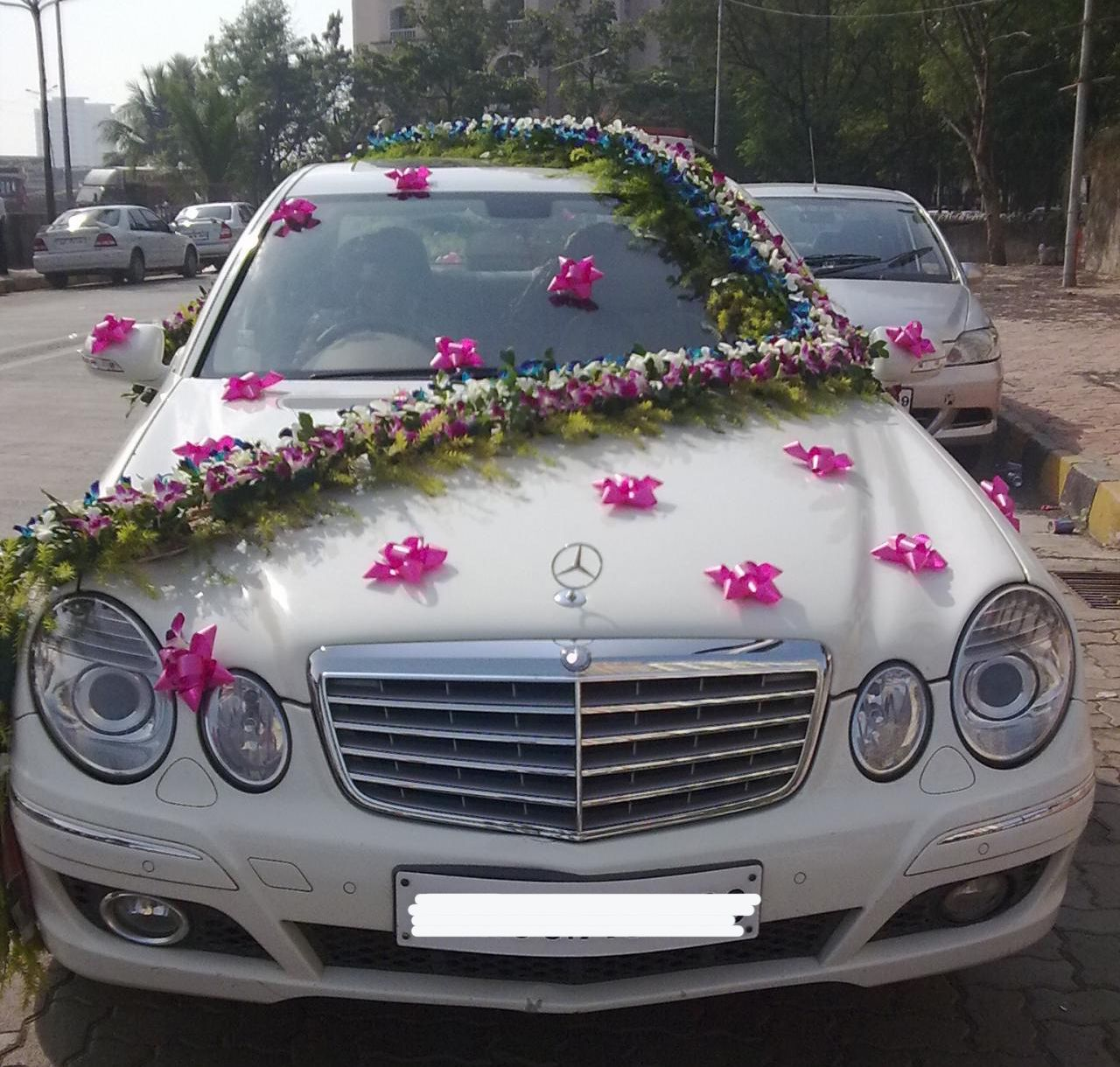 Wedding Car Decorate Wedding Car Hire Manchester Is The Service To Take The Most