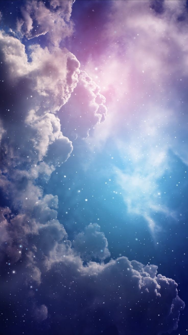 Get Cool Cloud Background for iPhone 2020