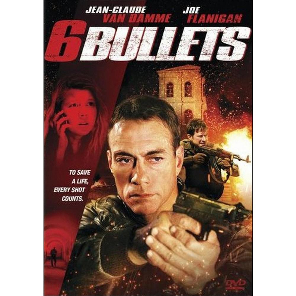 6 Bullets Dvd Peliculas Online Estrenos Ver Películas Portadas De Películas