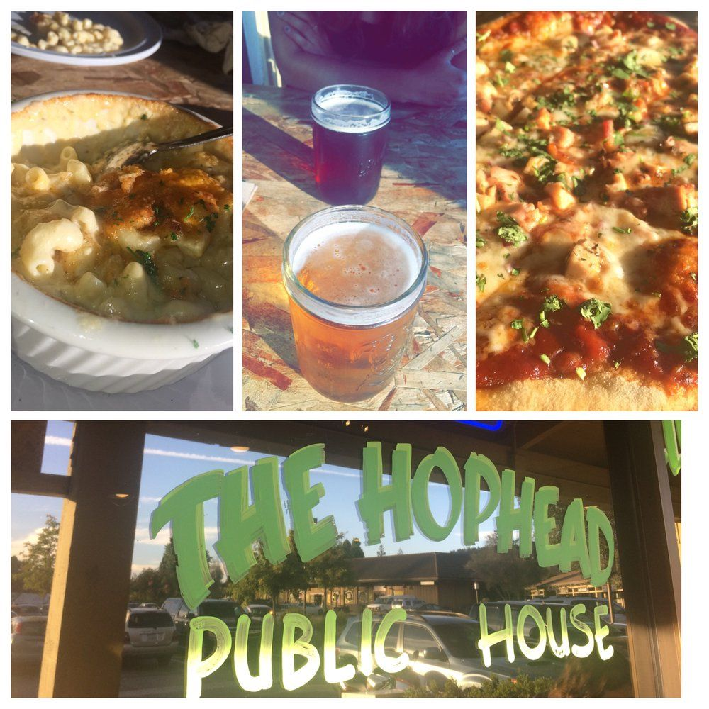 The Hophead Public House (Scotts Valley, CA)
