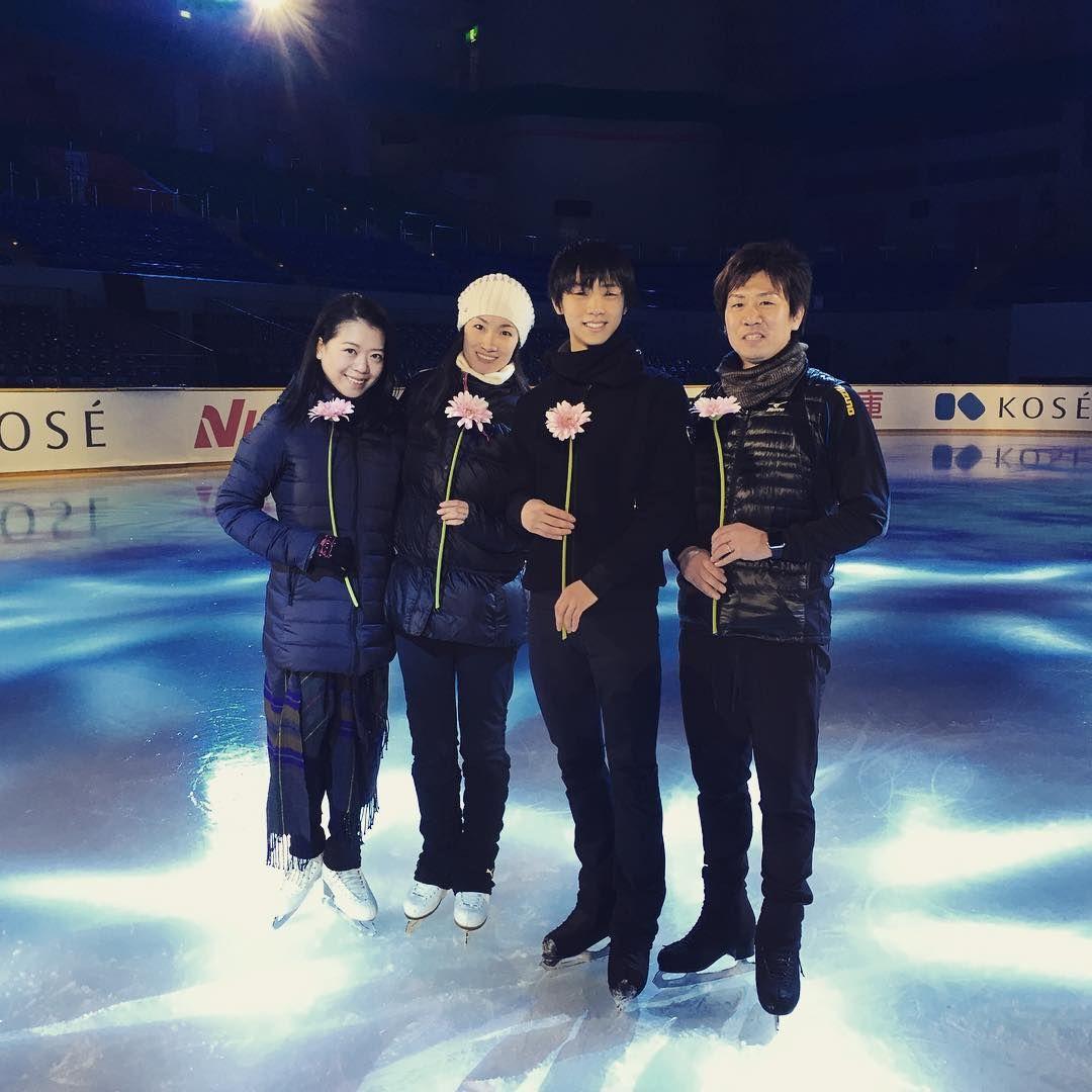 NHK Trophy Special Exhibition 2016