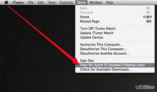 Delete an Apple ID Apple, Itunes, Mac