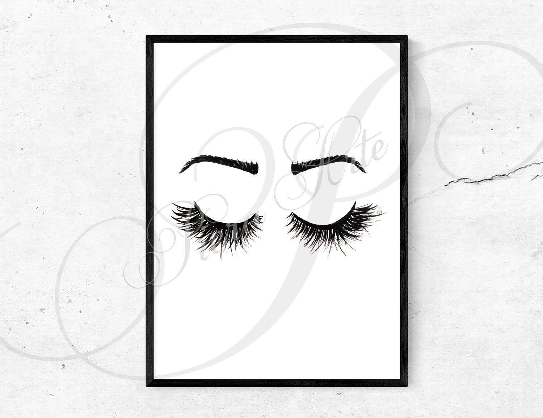 Lashes print - Eyelashes Wall art - Watercolor Fashion illustration - Eye Lashes - poster - Makeup Artwork - Luxury Living room Decor #lashroomdecor Lashes print - Eyelashes Wall art - Watercolor Fashion illustration - Eye Lashes - poster - Makeup Artwork - Luxury  Living room Decor #lashroomdecor