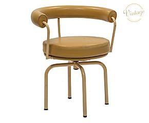 Sedia modello L7 Cassina Design Le Corbusier p.unico - d 60/h 75 cm ...