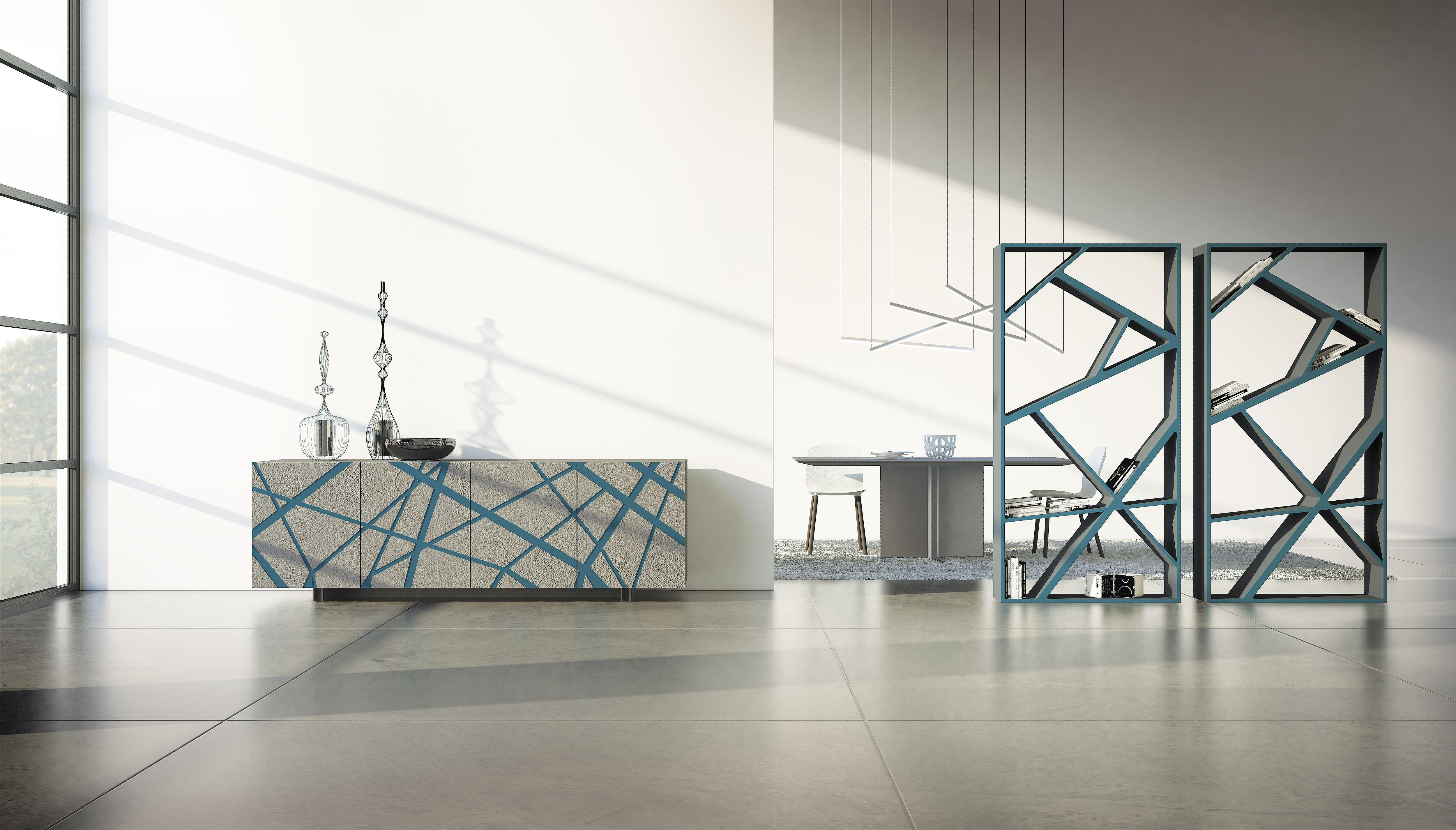 Mobili Credenze Moderne | Gallery Of Mobili Moderni Massello ...