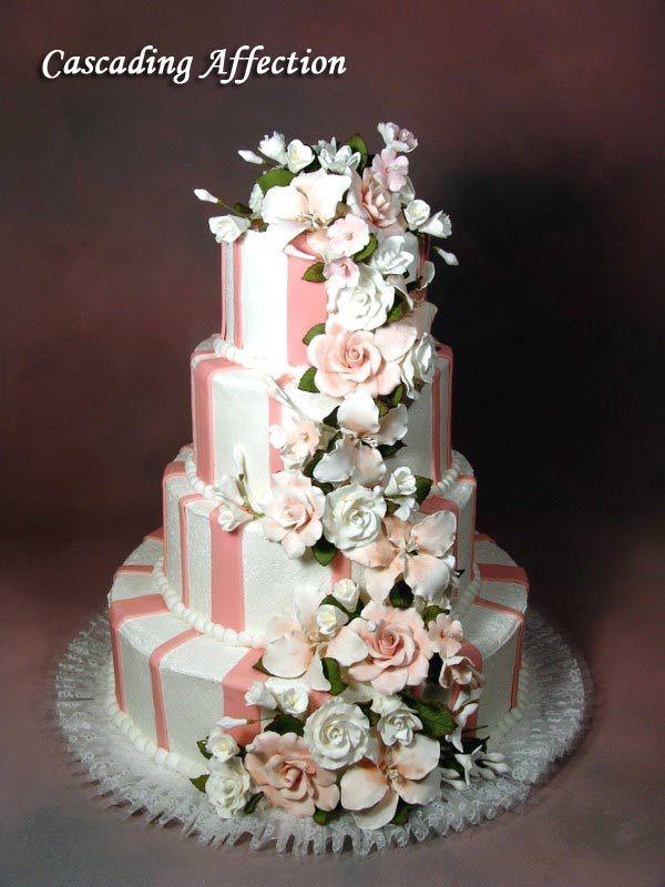 Свадебные торты (68 фото) | Cake, Desserts, Food