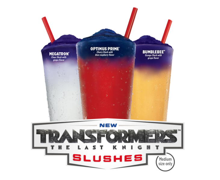 Mark Your Calendars! Sonic Slushes Only 0.79 June 29th